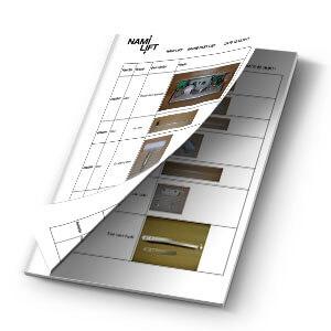 Spare parts brochure